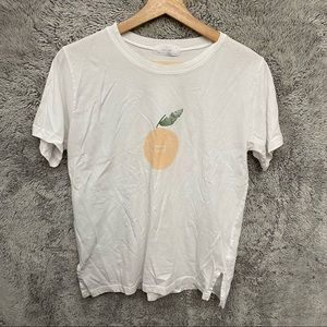 Oak + Fort Peach T Shirt